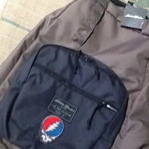 NWT Eddie Bauer Grateful Dead SYF Backpack